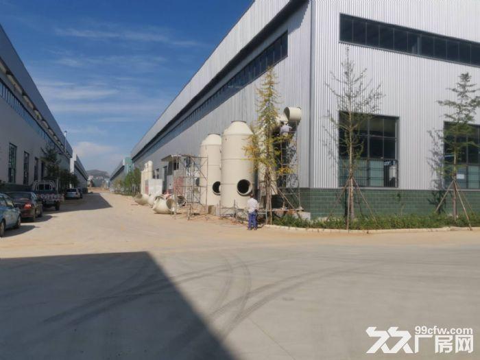 5000平方机械制造工业园区全新钢结构厂房出租环评安评等一切手续包办-图(5)