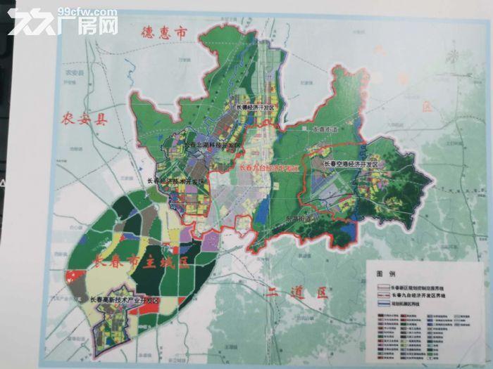 长春九台经济开发区现有5000平米厂房出售出租-图(4)