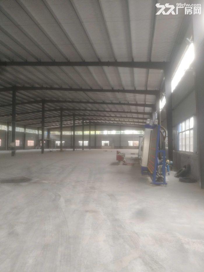 汽车南站雨花环保工业园标准钢结构厂房带5吨龙门吊急租-图(2)