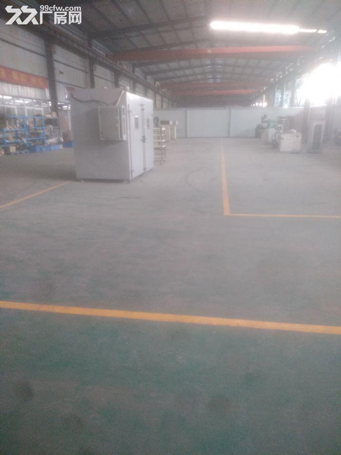 城南雨花环保工业园标准钢结构带行车厂房急租可做加工-图(6)