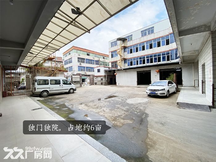 泉州清源山脚独门独院7500平厂房诚意招租-图(6)