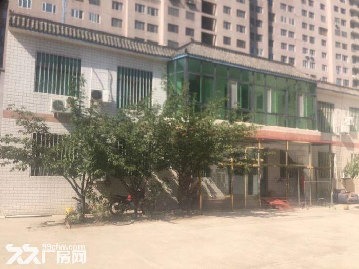 三河市燕郊镇迎宾路口国有土地有机加工手续1600平厂房-图(3)