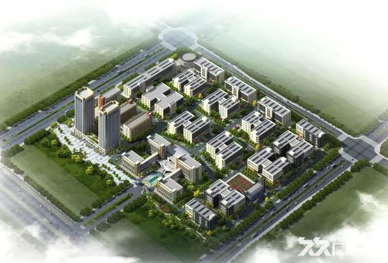 西安渭北双创科技园 图1