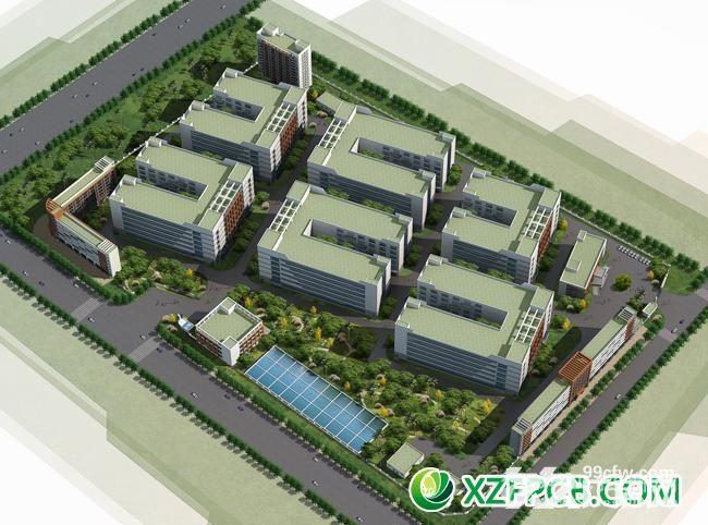 珠海新兆丰PCB工业园 图3