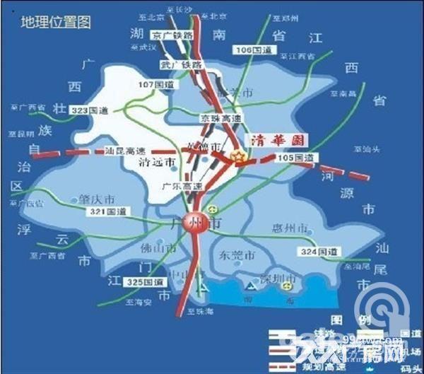 清远市华侨工业园 图4