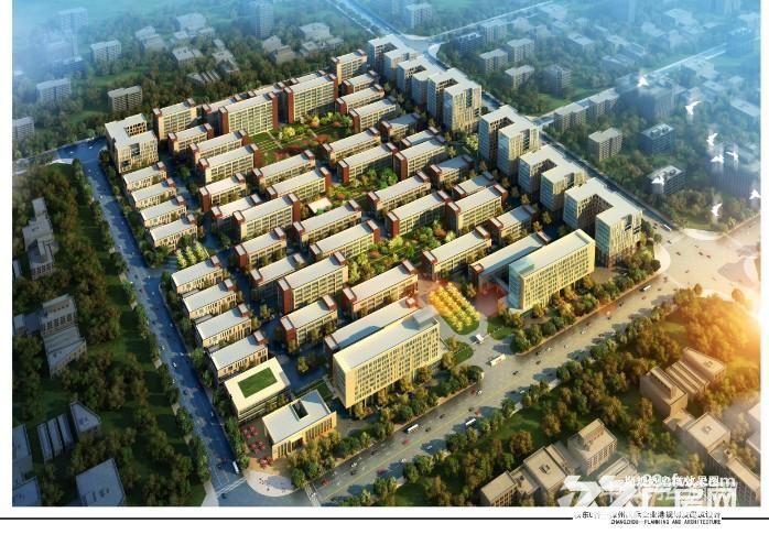 联东U谷-漳州国际企业港 图7