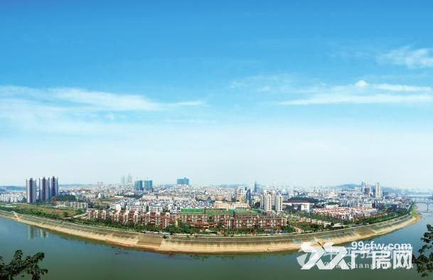 广安区临港都市产业园区 图1
