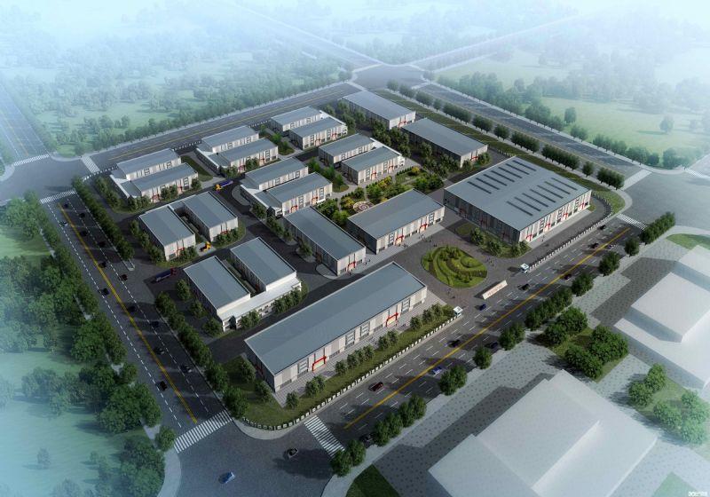 中国(营口)汽保工业园 图1
