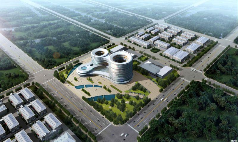 中国(营口)汽保工业园 图2