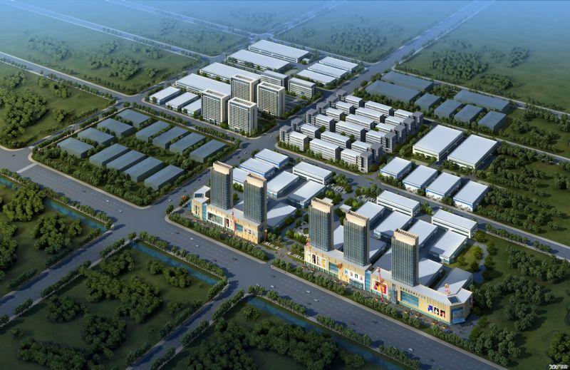 安阳市 龙安中小企业孵化园 图5