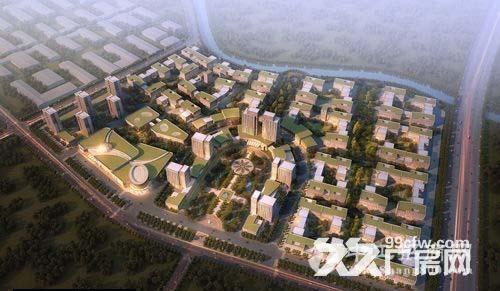 天津京津电子商务产业园 图5